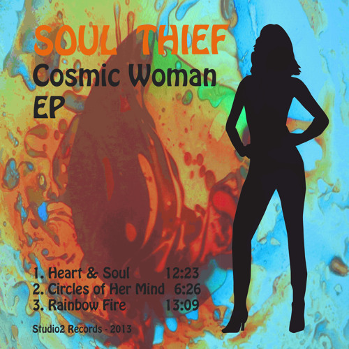 01 Heart and Soul - Cosmic Woman EP