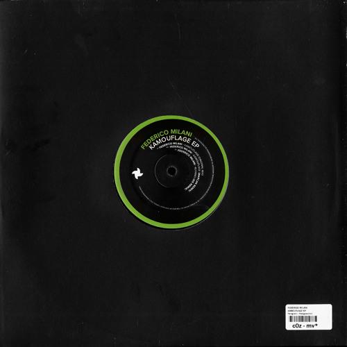 Federico Milani - Kluang (SIS remix) - 96k Preview