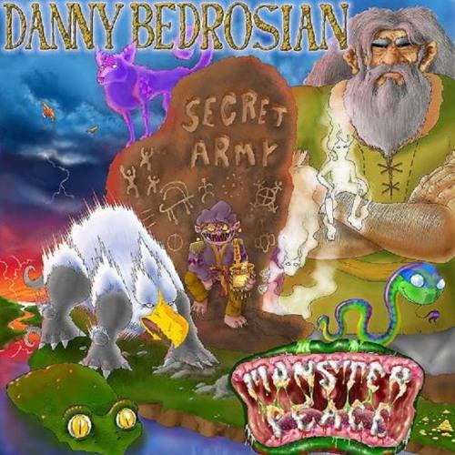 Danny Bedrosian And Secret Army feat Alexander Melnik (drums) - Funk Across The Water