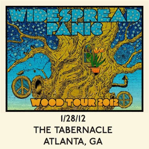 Widespread Panic-Weight Of The World
