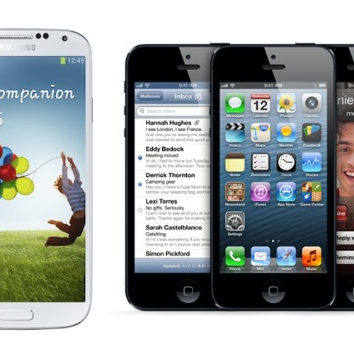 Samsung and Apple: The no.1 spot race