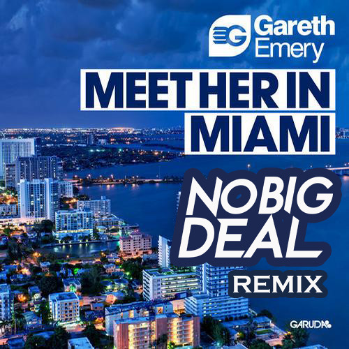 Gareth Emery - Meet Her In Miami (No Big Deal Remix)