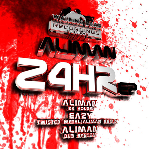 Aliman - 24hours EP OUT NOW