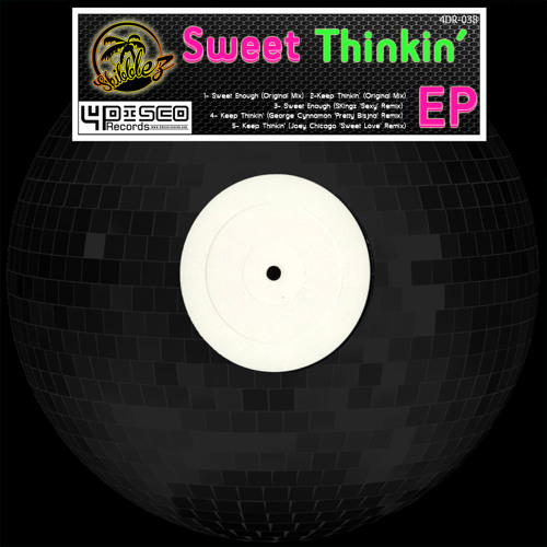 Sweet Enough (EXTRACT) | 4Disco Records