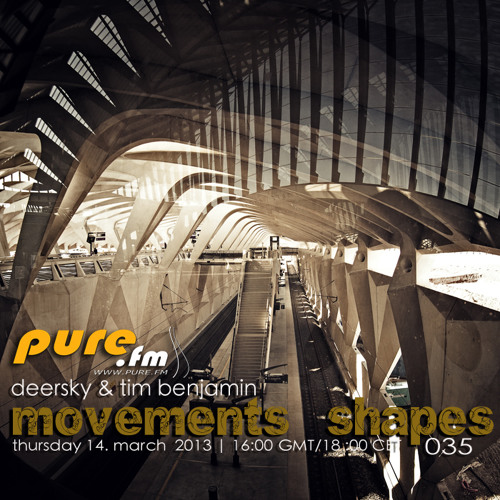 Deersky - Movements Shapes 035 [March 14 2013] on Pure.FM