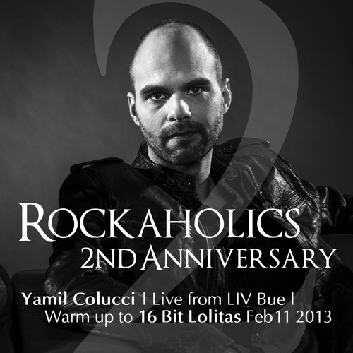 Yamil Colucci - Warm up to 16 Bit Lolitas @ LIV (11-2-14) Rockaholics 2nd Anniversary