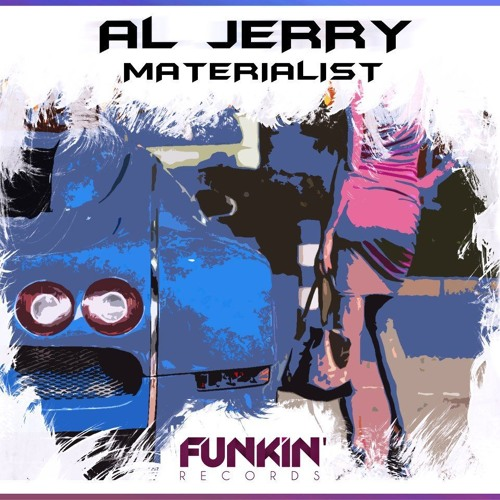 Al Jerry - Materialist (Instrumental Preview) 25th March EXCLUSIVE on Beatport