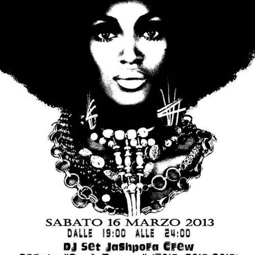 Jahspora Crew - SoulPower PromoMix @ La Grande Bouffe 16.03.2013