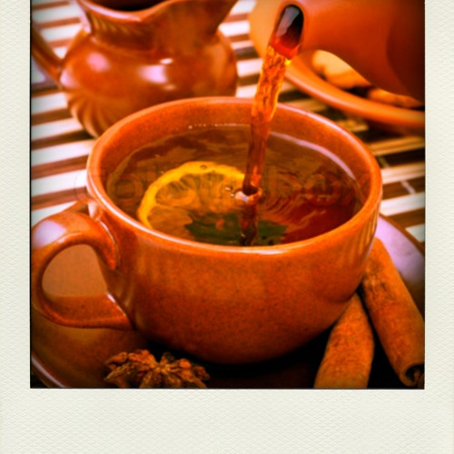 Bandits In Pursuit - Cinnamon Tea
