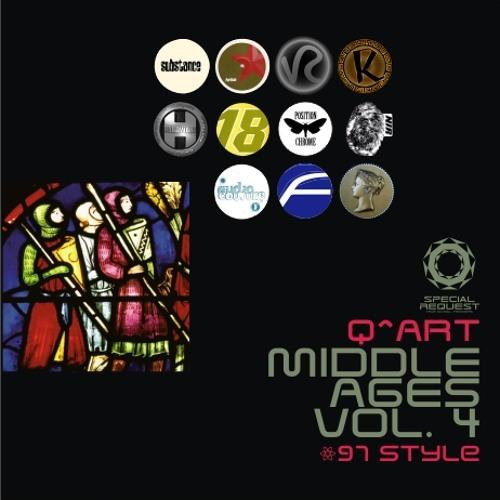 DJ Q^ART - Middle Ages ('97 Style) Vol. 4