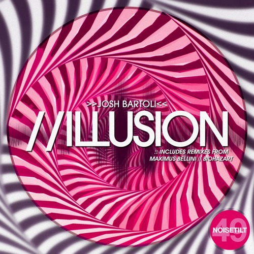 Josh Bartolli - Illusion (Maximus Bellini remix) [ NoiseTilt Records]