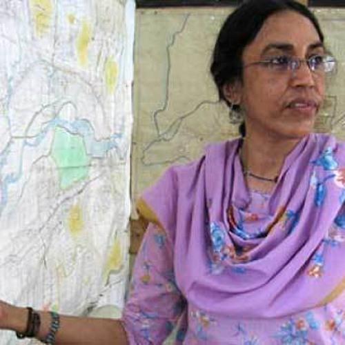 Parveen Rehman on land & violence in Karachi - 2011