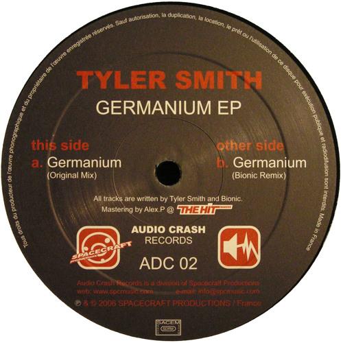 Tyler Smith - Germanium