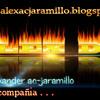 LA MEJOR SALSA ROMANTICA-EN LAS MANOS DE ALEXANDER AC-JARAMILLO ((DJ ALEX)) Portada del disco