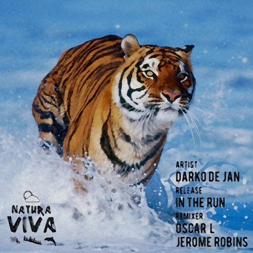 Darko De Jan - In The Run (Jerome Robins Deep Mix) - NATURA VIVA