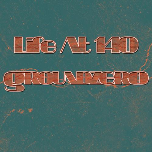 Groundzero dj Mix- Life at 140 @ BB.K Studio (Dubstep-Garage-Techno)