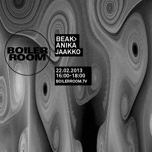 Jaakko LIVE in the Boiler Room