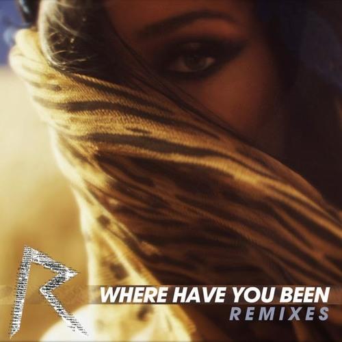 Rihanna vs Knight Crime - Where have you Monarch (Dj Gwenn Mash-up)