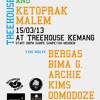 # 4 : KIMS Live @ Treehouse Kemang's 2nd Anniversary