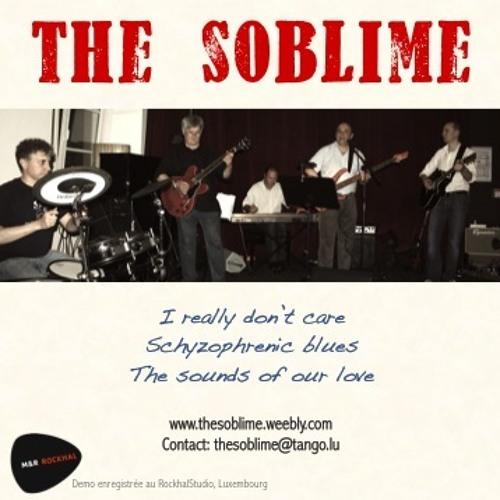 Demo CD The Soblime