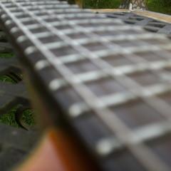 Sábado frío (improvisación con guitarra en limpio)