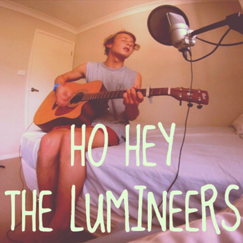 Ho Hey-The Lumineers (cover by Nathan Hawes)