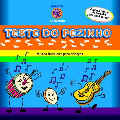 Olha o samba - Música Brasileira para Crianças - CD TESTE DO PEZINHO