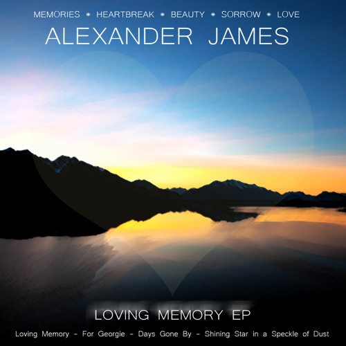 Alexander James - Shining Star in a Speckle of Dust