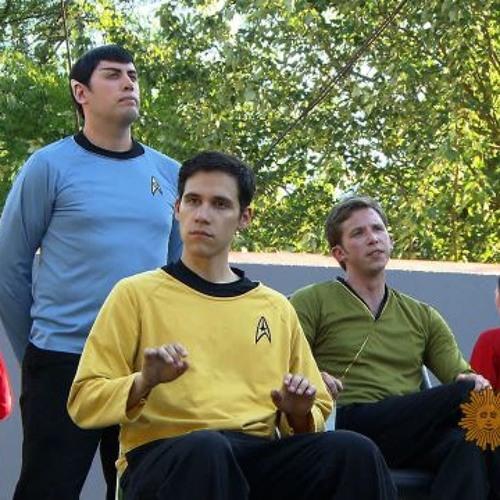 Kirk Fight (Star Trek Stinger)