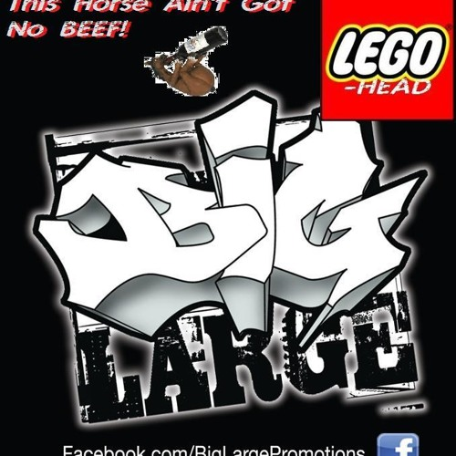 Legohead - this horse aint got no BEEF - PROMO - Big Large Events - Free WAV Download