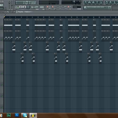 Instrumental de Rap Old school-[Maury en el beat]