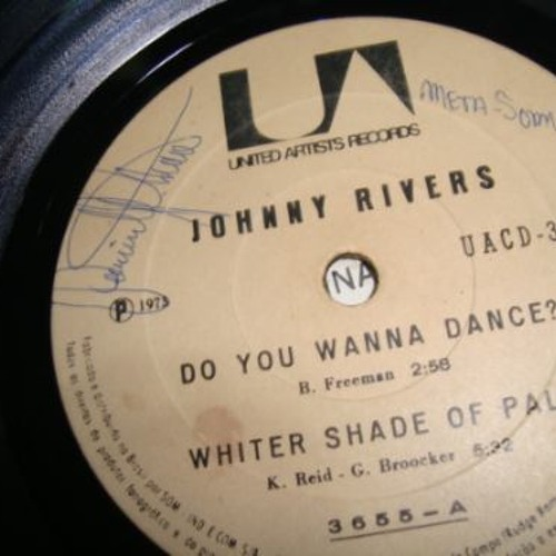 Johnny Rivers - Do you wanna dance (versão)