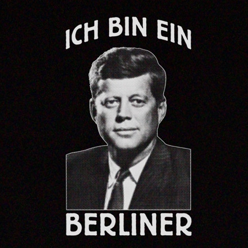 1685 Bach Nosaj Thing feat. JFK Ich bin ein Berliner #changethecloud
