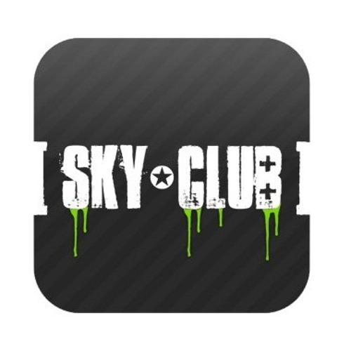 Arkus P. LIVE @ 4 Jahre Sky Club Leipzig 16-03-2013