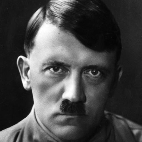 Hitler speech to SS