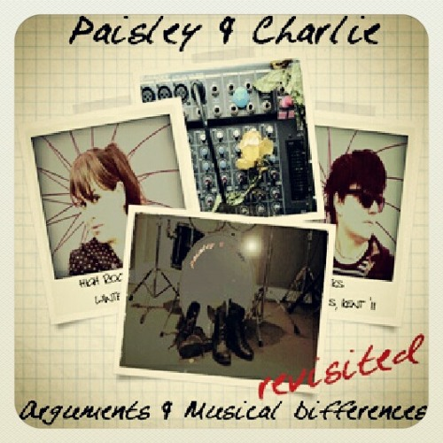 01 Paisley and Charlie - Untitled (revisited)