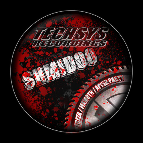 Shmidoo - Freza EP (Techsys recordings)