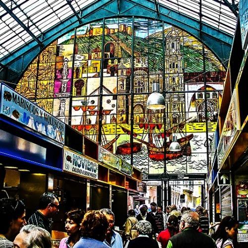 Mercado Malaga 2011