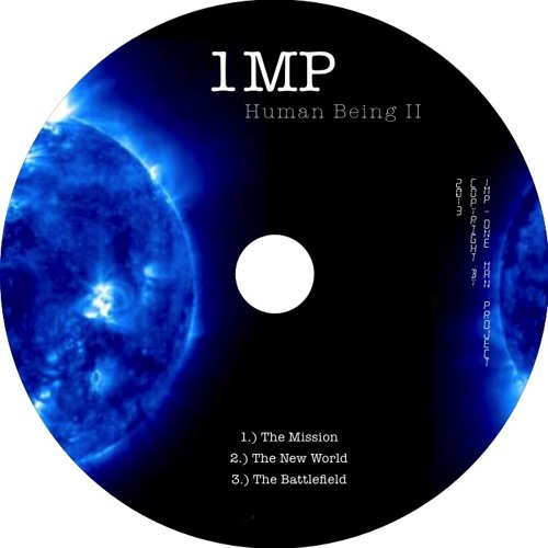 "Demo of the Single CD: ""Human Being II"""