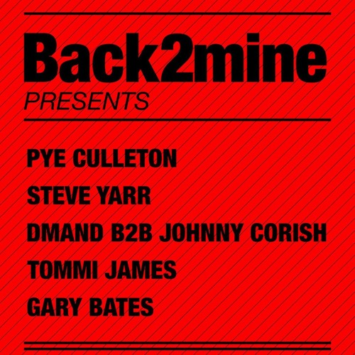 Episode 003 Back 2 Mine Podcast (Back 2 Mine Launch Night Live Set) mixed by D-MAN-D and JOHNNY C
