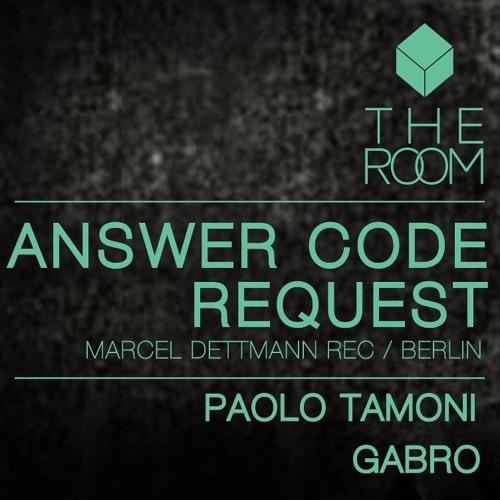 Paolo Tamoni - Recorded Live@The Room 15-03-2013