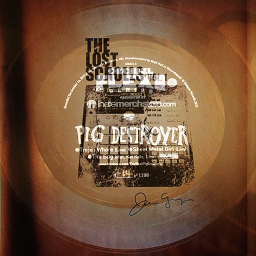 To Live and Shave in L.A. - Hybrid: 20130317 (J. Dilla vs. Pig Destroyer remix)