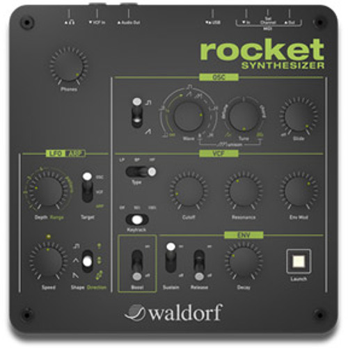 Waldorf Rocket Sound Demo
