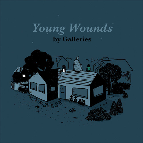 Young Wounds (Single Version)