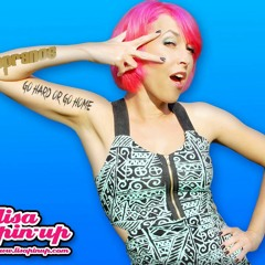 Lisa Pin Up - SOPRANOS ''Go HARD 'Or' Go HOME'' Part II Promo CD