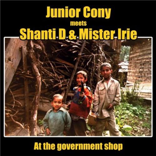 SHANTI D: Originally - discomix