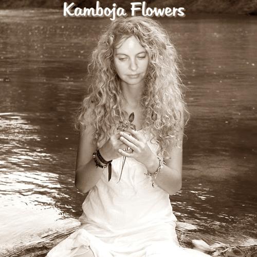 """Kamboja Flowers"" ""Dedication to Bali"" with Stella Shiavo on Guitar (click for description)"