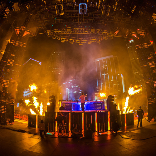 Kaskade - Live At Ultra Music Festival (Saturday March 16, 2013)