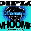 Boy Oh Whoop!! Diplo vz Tag Team ( DJ Freemanstyle 2013 Mash Up Remix )