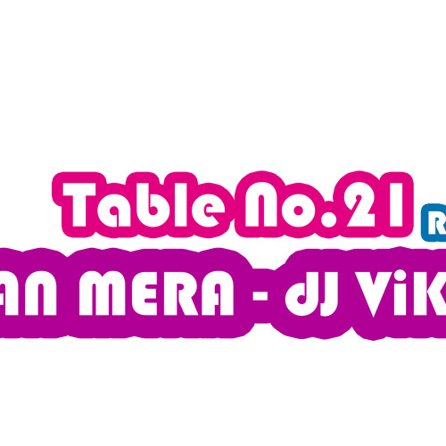 Man Mera - LOve is in da Air  - Dj Vikas